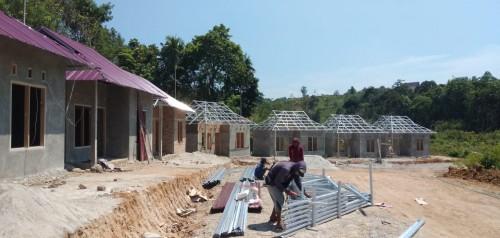 Pemkab Oku Selatan Mendapat Bantuan Rusus Bencana Dari Pemerintah Pusat