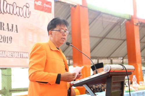 358 Alumni Universitas Baturaja Mendapat Pembekalan