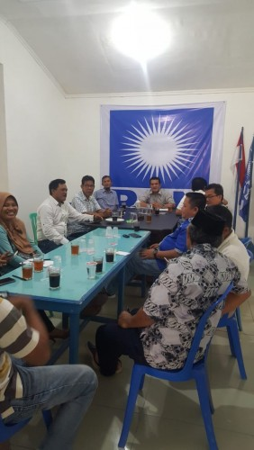 DPD PAN Kabupaten Oku Bentuk Tim Penjaringan Pilbup