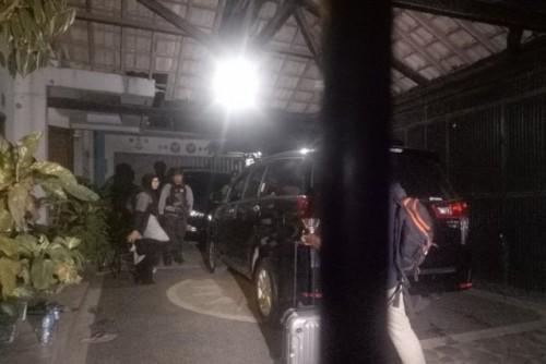 Selama Lima Jam KPK Geledah Rumah Bupati Muara Enim (Foto Istimewa)