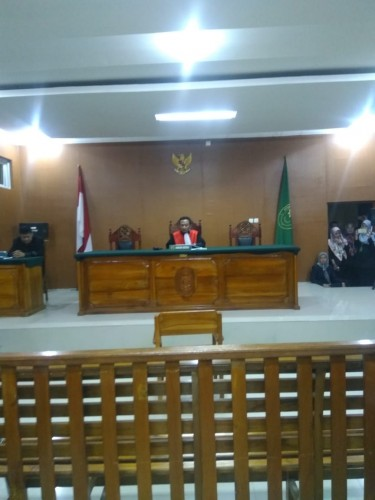 Hakim Tunggal PN Baturaja Tolak Gugatan Praperadilan Wabub OKU Johan Anuar
